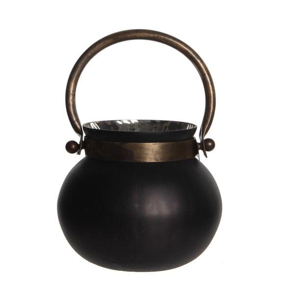 Świecznik Kito Black, 13 cm