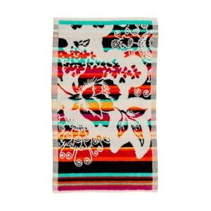 Mały ręcznik DESIGUAL Black & White, 50x100 cm