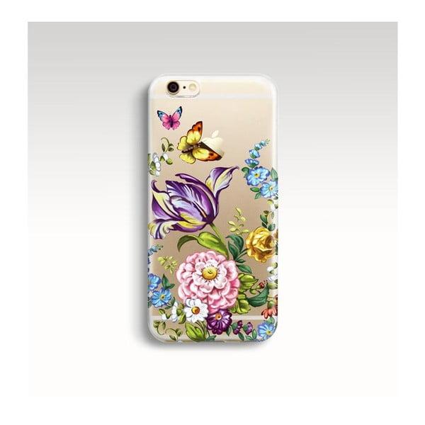 Etui na telefon Butterfly na iPhone 5/5s
