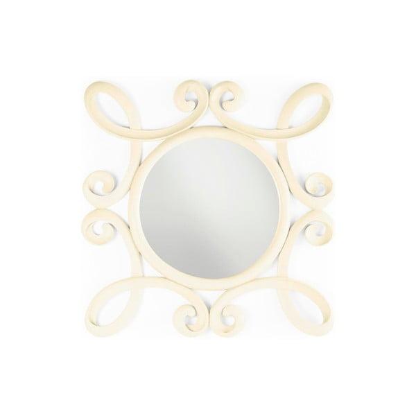 Lustro New White, 100x100 cm