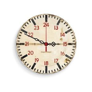 Zegar ścienny Faded, 30 cm