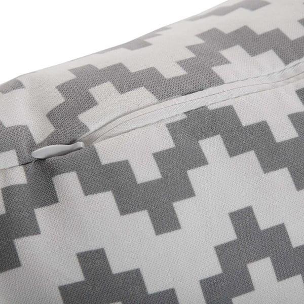 Poduszka z bawełny Versa Chevron, 45x45 cm