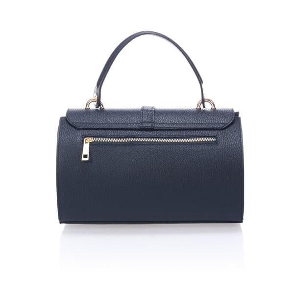 Skórzana torebka Markese 5258 Blue