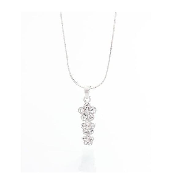 Naszyjnik z kryształami Swarovskiego Yasmine Drop