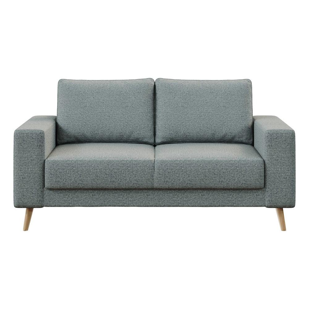 Szara sofa Ghado Fynn, 168 cm