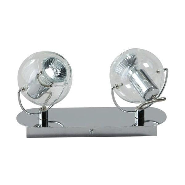 Lampa sufitowa Vetro Silver Duo