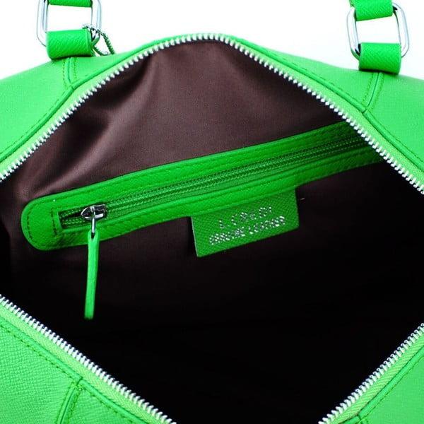 Skórzana torebka Sissi Green
