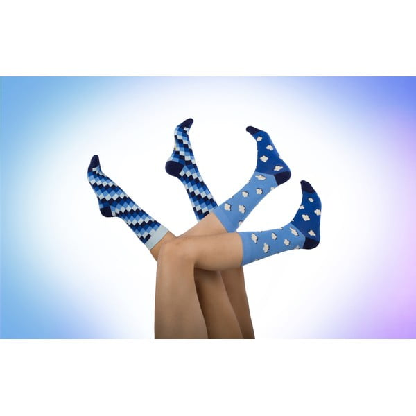 Skarpetki Ballonet Socks Sky, rozmiar 41-46