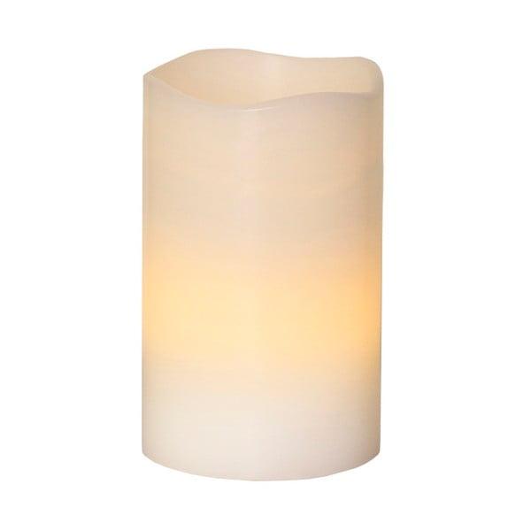 Woskowa świeczka LED, 12,5 cm