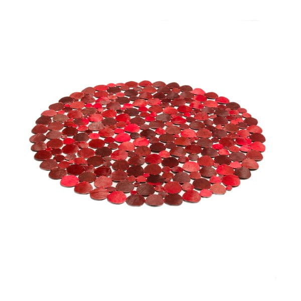 Dywan Palazzo Red Mix, 110x110 cm