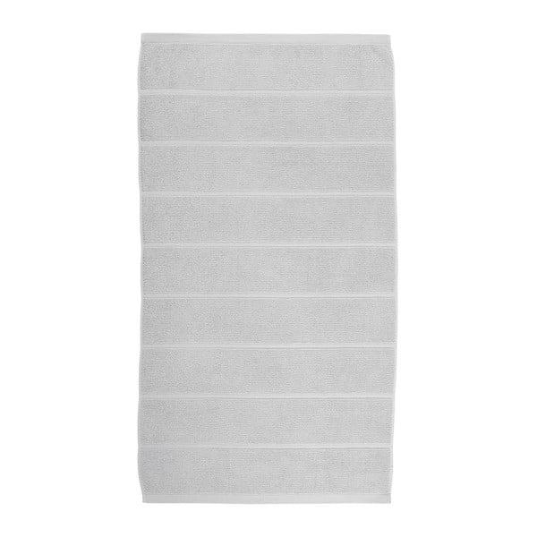 Ręcznik Adagio Silver Grey, 70x130 cm