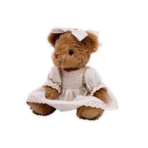 Pluszowy miś White Teddy Girl