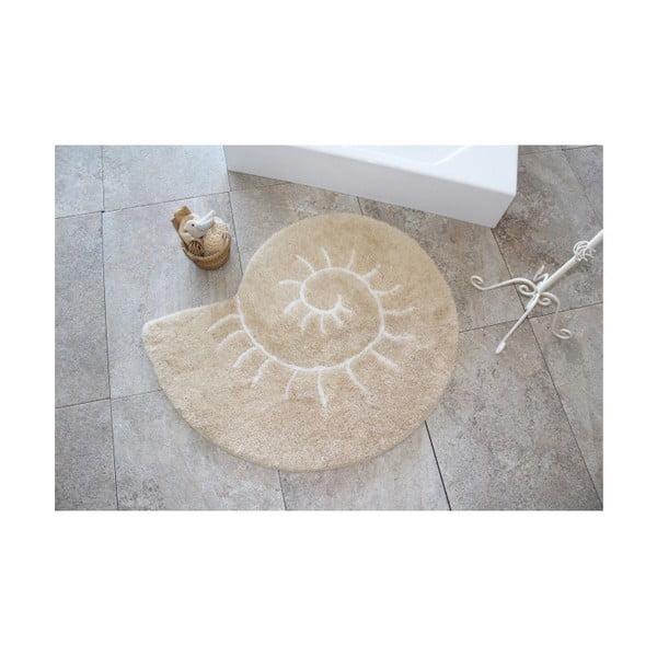 Dywanik łazienkowy Alessia Helix Rock, Ø 90 cm