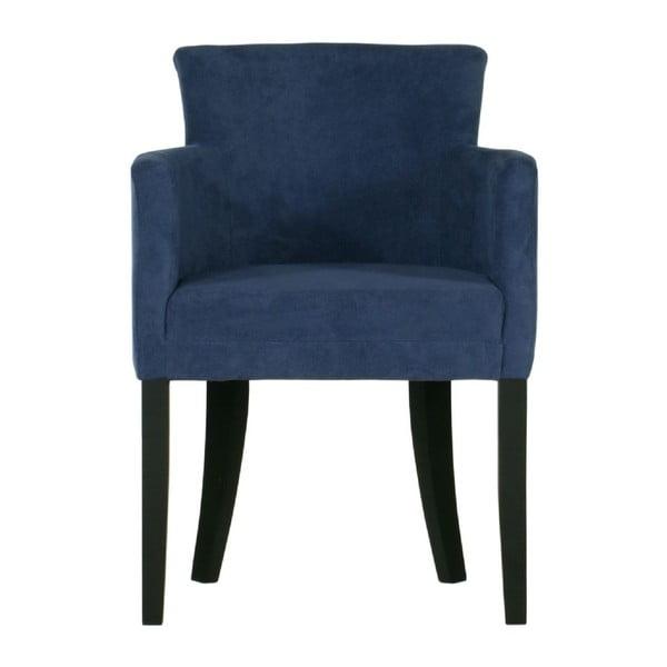 Niebieski   fotel Wintech Faro