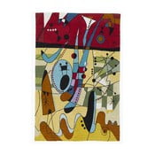 Dywan Miro Carnival Red, 150x90 cm
