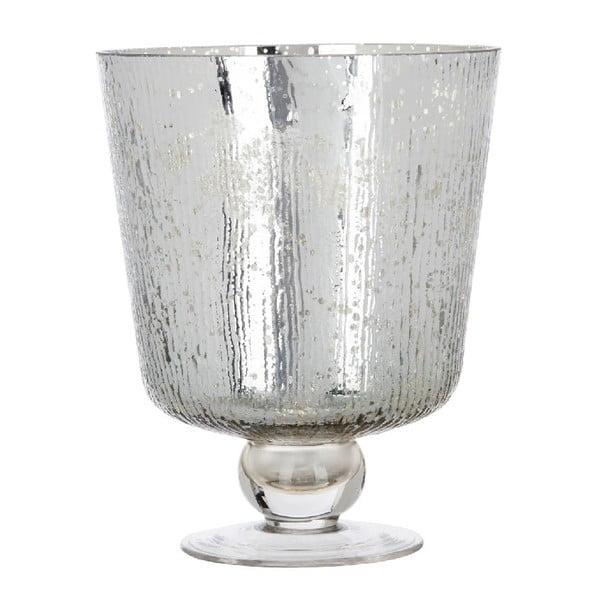 Świecznik Silver L