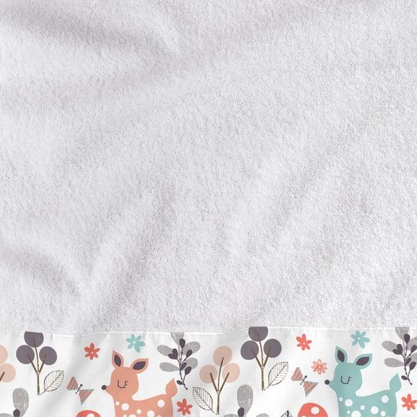 Zestaw 2 ręczników Woodland, 50x100 i 70x140 cm