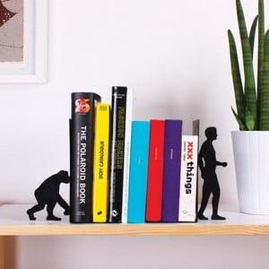 Podpórki do książek Ewolucja