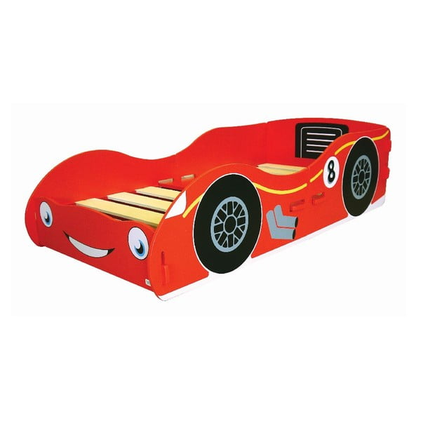 Dziecięce łóżko Race Junior, 152x79,5x43 cm