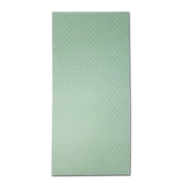 Ręcznik Nostalgie Mint, 50x100 cm