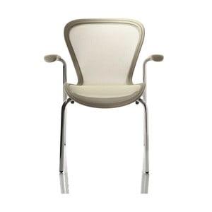 Beżowe krzesło Magis Annett