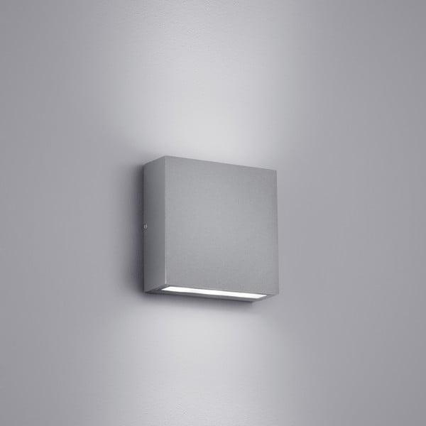 Kinkiet zewnętrzny Thames Titanium, 10 cm