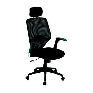 Czarny fotel biurowy 13Casa Lawyer A9