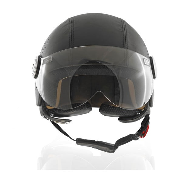 Kask Leather Laser Black, L