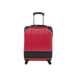 Walizka Azzaro Trolley Red, 43 l