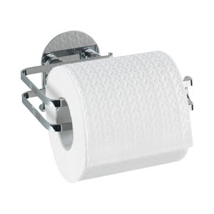Uchwyt na papier toaletowy z przyssawką Wenko Turbo-Loc, do 40 kg