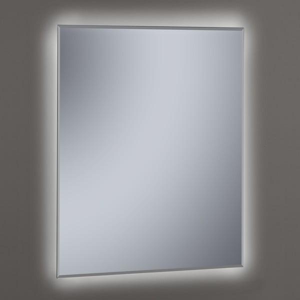 Lustro z oświetleniem LED Lateral, 60x80 cm