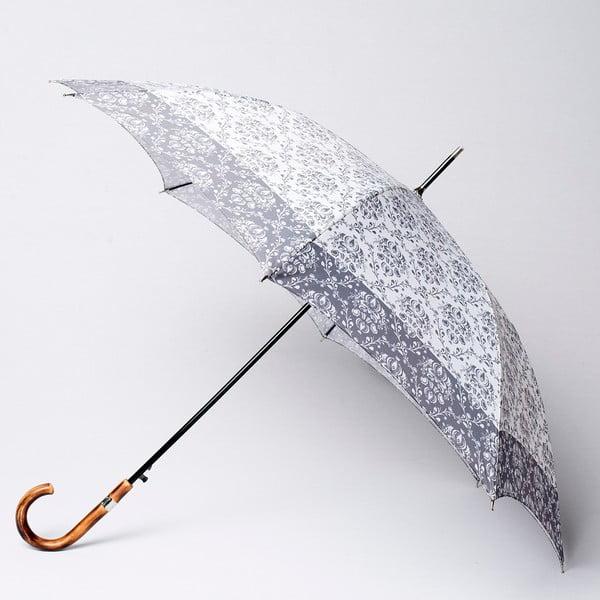 Parasol Alvarez Damask Grey