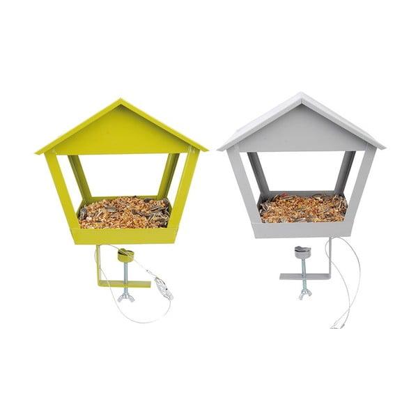 Zestaw 2 karmników dla ptaków Esschert Design Magic