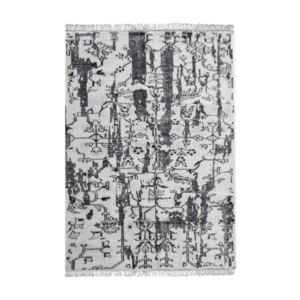 Wełniany dywan Bastille Beige/Grey, 160x230 cm