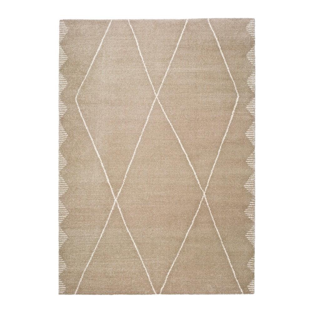 Szary dywan Universal Tanum Duro Plata, 80x150 cm