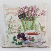 Poszewka na poduszkę Tea Time, 40x40 cm