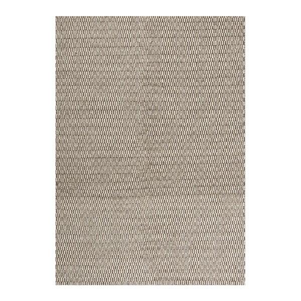 Wełniany dywan Charles Smoke, 160x230 cm