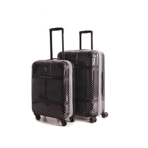 Zestaw 2 walizek V&L Negro