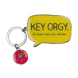 Breloczek Happy Jackson Key Orgy
