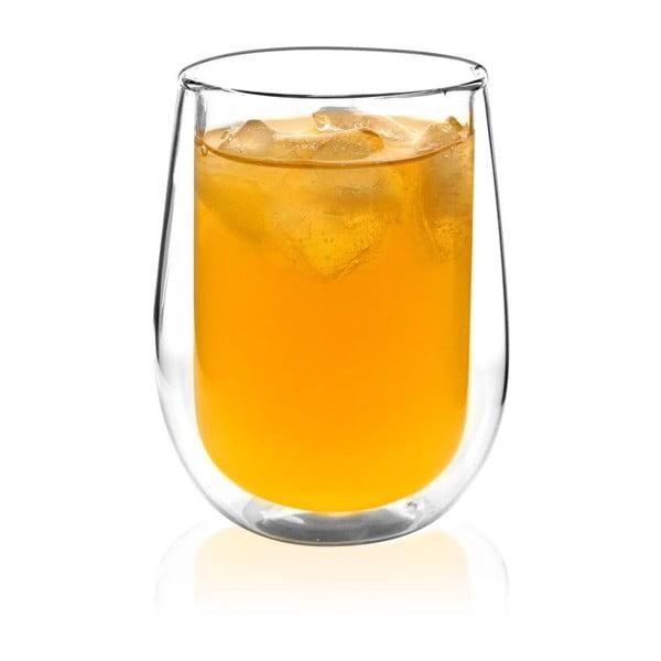 Szklanka z podwójną ścianką Vialli Design Amo, 200 ml
