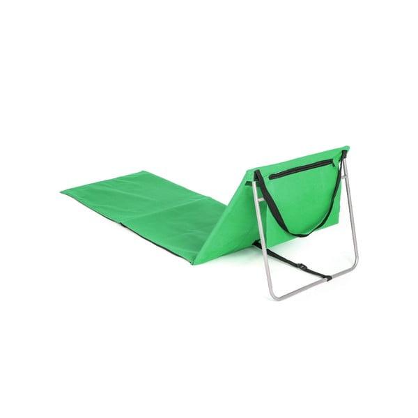 Składana mata plażowa Austin, zielona