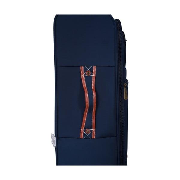 Zestaw 3 walizek Jean Louis Scherrer Valises Blue