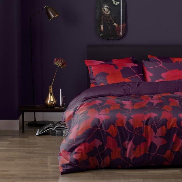 Pościel Ginko Red, 240x200 cm