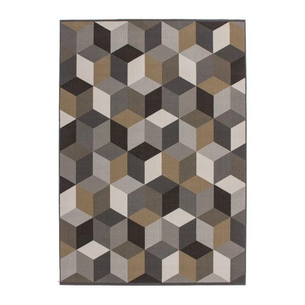 Dywan Stella 600 Multi Brown, 120x170 cm