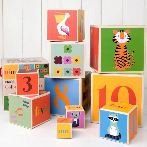 Klocki Rex London Colourful Creatures