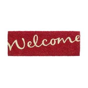Wycieraczka Hamat Ruco Welcome Red, 26x75 cm