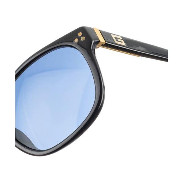 Męskie okulary przeciwsłoneczne Guess 793 Black Gold