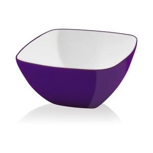 Fioletowa miseczka Vialli Design, 14cm