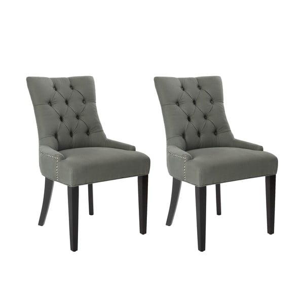 2 krzesła Ashley Grey