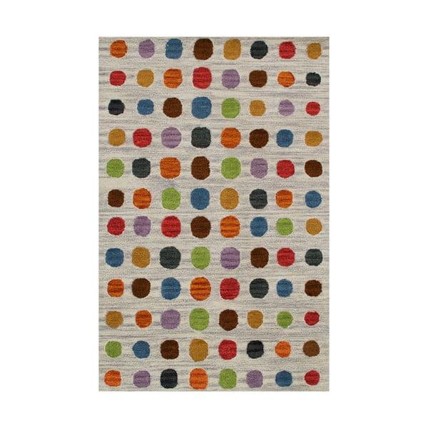Dywan tuftowany ręcznie Bakero Wimbledon Grey, 120x180 cm
